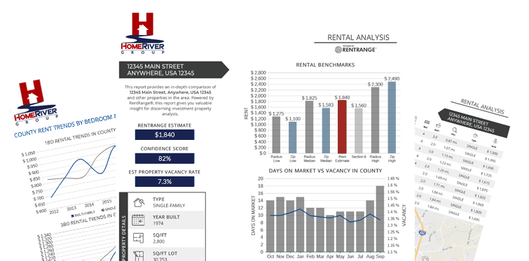 Rental Analysis Reports